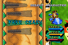 Crash Nitro Kart - now have fun - User Screenshot
